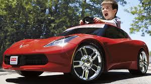 corvette power wheels power wheels builds a c7 corvette for the autoblog