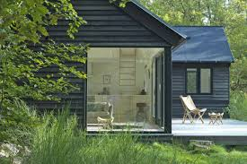 micro mobile homes a modular vacation cottage by møn huset small micro houses