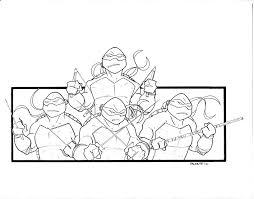 printable coloring pages teenage mutant ninja turtles coloring