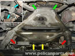 pelican technical article changing boxster automatic transmission