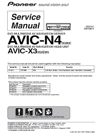 pioneer avic d1 wiring diagram efcaviation com
