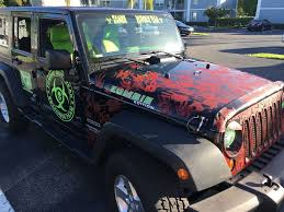zombie hunter jeep zombie your ride