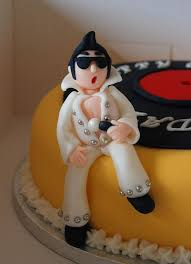 elvis cake topper elvis birthday cake topper cake birthday cakes and creative cakes