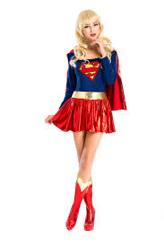 Halloween Costumes Compare Prices Superwoman Costume Shopping Buy