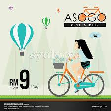 lexus malaysia mudah rent asogo rent and ride bicycle