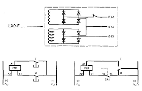 reversing contactor wiring diagram schneider single phase in