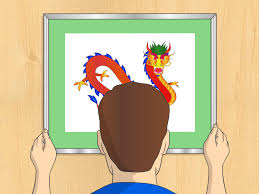 how to draw a chinese dragon 8 steps with pictures wikihow