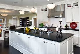 kitchen cabinets sealing kitchen countertop tile black island