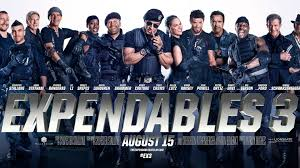 expendables 3 movie poster wallpaper