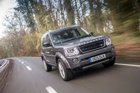 dark silver range rover land rover discovery landmark review auto express