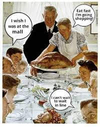 i ll pass on shopping on thanksgiving and black friday