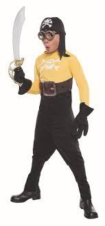minions costume minions kids pirate minion costume birthdayexpress