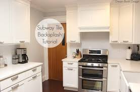how to do a kitchen backsplash kitchen how to install a subway tile kitchen backsplash how to do