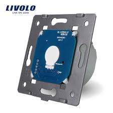 touch screen wall light switch livolo the base of touch screen wall light switch free shipping eu