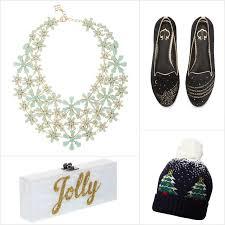 christmas accessories stylish christmas accessories popsugar fashion