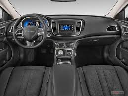 2015 Chrysler 200 Interior Chrysler 200 Prices Reviews And Pictures U S News U0026 World Report