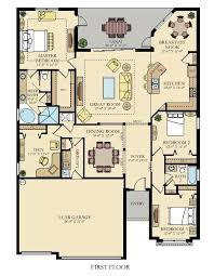 floor plans princeton the princeton new home plan in arborwood preserve manor homes by lennar