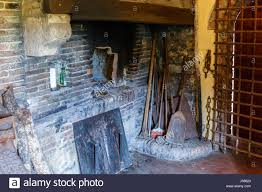 traditional kitchen with fireplace stock photos u0026 traditional