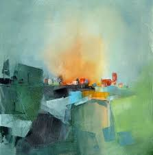 Abstract Landscape Painting by 96 Best Semi Abstract Landscape Painting Images On Pinterest