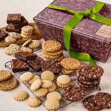 cookie gift baskets gourmet gift baskets cookies brownies and cakes deer