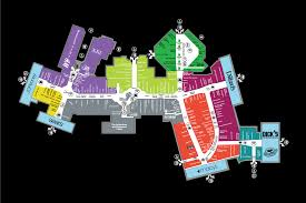 Orlando On Map by Mall Map Of The Florida Mall A Simon Mall Orlando Fl