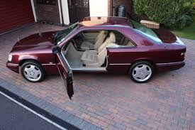 1996 mercedes e320 mercedes e320 coupe 5 speed auto sold 1996 on car and