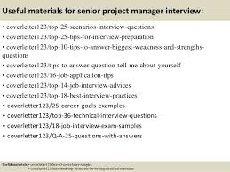 Best 25 Project Manager Resume by Project Manager Cover Letter 14 Useful Materials For Senior
