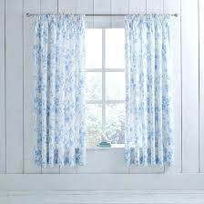toile curtains blue black gingham curtains dorma toile blue
