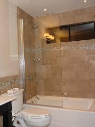 Bath Shower Doors Glass Frameless Bathtub Shower Door Model 7008spr Semi Frameless 70 High