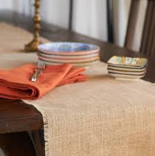 amazon com couleur nature burlap natural runner tablecloth 16