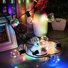 aliexpress buy g40 string lights 25 led copper wire bulbs