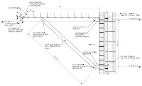 connection details trellis architectural fabrication
