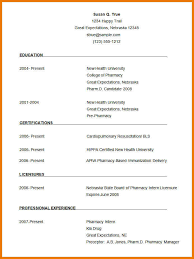 Shidduch Resume Template Pharmacist Resume Template Sample Pharmacist Resume 3 And