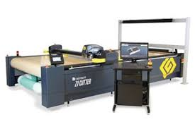 Commercial Fabric Cutting Table Gerbercutters