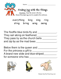 dr seuss word family worksheet have fun teaching