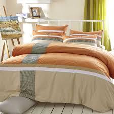 Orange Comforter Orange Bedding Sets King Bedding Bed Linen