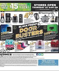 shop kohls online black friday kohl u0027s black friday ad