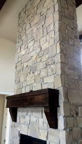 fireplaces telluride stone