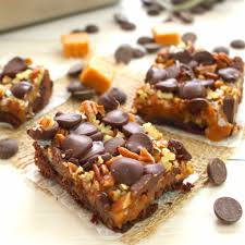german chocolate cookie bars real housemoms