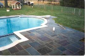 swimming pool deck design prodigious above ground ideas with
