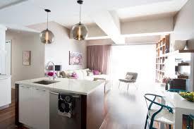 apartment therapy kitchen island kitchen island stamen pendants featured in designer s sustainable