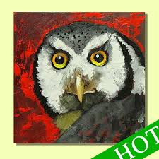 Decorative Owls by Owl Painting Owl Painting Suppliers And Manufacturers At Alibaba Com