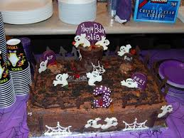 Halloween Birthday Cake Ideas by Halloween Birthday Cake Cakecentral Com