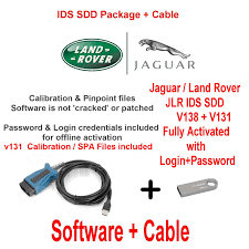 Jaguar Land Rover Range Rover Diagnostics Ids Sdd Jlr Mongoose