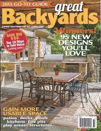 great backyards bertrand landscape