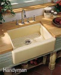 Space Saving Kitchen Sinks by Small Kitchen Space Saving Tips Family Handyman
