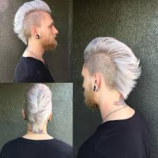 Gray Hair Mens Hairstyles by See The Latest Hairstyles On My At Http The Latest