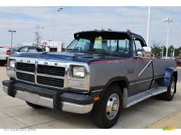 Dodge Ram Utility Truck - 1992 dodge ram 350 photos specs news radka car s blog
