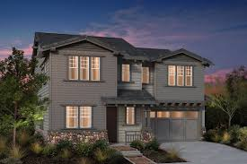 Craftsman Ranch Plan 4 U2013 New Home Floor Plan In Laurel At Patterson Ranch By Kb Home