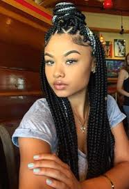 how many packs of hair for box braids how to rock ghana braids with natural hair tgin
